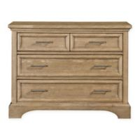 Stone & Leigh™ by Stanley Furniture Chelsea Wood 4-Drawers Single Dresser in Light Brown