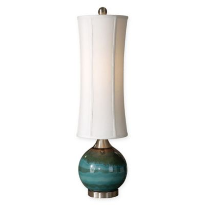 Buy buffet lamp shades from bed bath beyond uttermost atherton buffet lamp in blue aloadofball Images