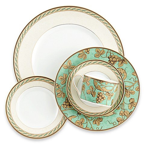 Wedgwood® Golden Bird Dinnerware  sc 1 st  Bed Bath \u0026 Beyond : bird dinnerware - pezcame.com