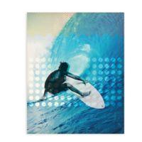 """GreenBox Art Murals That Stick """"Endless Summer"""" 18-Inch x 24-Inch Wall Art"""
