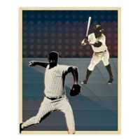 "GreenBox Art Murals That Stick ""Favorite Pastime"" 18-Inch x 24-Inch Wall Art"