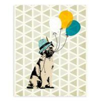 """GreenBox Art Murals That Stick """"Float Me Away"""" 28-Inch x 35-Inch Wall Art"""
