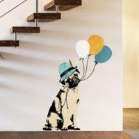 """GreenBox Art Murals That Stick """"Float Me Away"""" 54-Inch x 30-Inch Wall Art"""