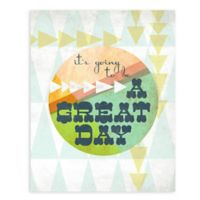 "GreenBox Art Murals That Stick ""Great Day"" 28-Inch x 35-Inch Wall Art"
