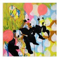 """GreenBox Art Murals That Stick """"Hope or Let's Just Be"""" 18-Inch x 18-Inch Wall Art"""