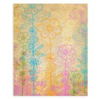 GreenBox Art® Flower Stalker Wall Art