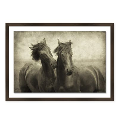 MFA Contemporary Atelier Art Studio© Horses 42 Inch Wall Art