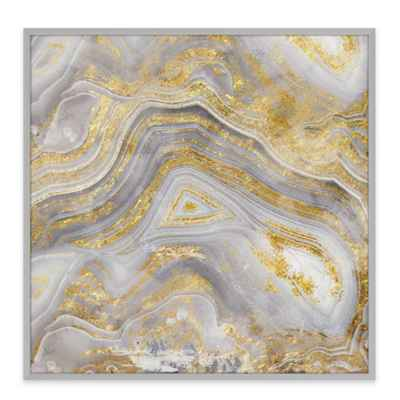 MFA Contemporary Atelier© Art Agate Allure 12-Inch Wall Art