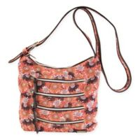 Hadaki Nylon Millipede Tote in Daisies