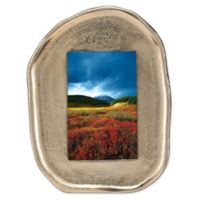 Lenox™ 4-Inch x 6-Inch Gold Coast Picture Frame in Gold