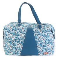 Hadaki Valeria's Duffle Bag in Teal