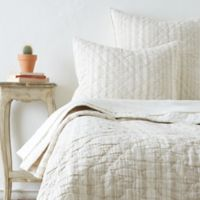 Amity Home Allen King Quilt in Natural