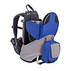 phil&teds® Parade Backpack Carrier in Blue/Grey