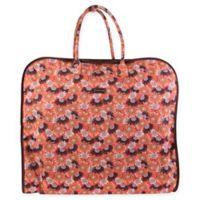 Hadaki Nylon Garment Bag in Daisies
