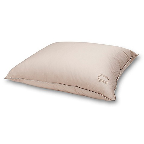 Nikki Chu Isra White Goose Down Pillow Www