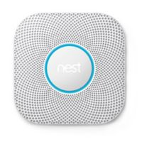 Nest Protect® Second Generation Battery Smoke and Carbon Monoxide Alarm