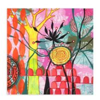 GreenBox Art 28-Inch x 28-Inch Overgrowth Posters That Stick Wall Decal