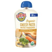 Earth's Best® Stage 3 Organic Cheesy Pasta with Veggies Homestyle Pouch
