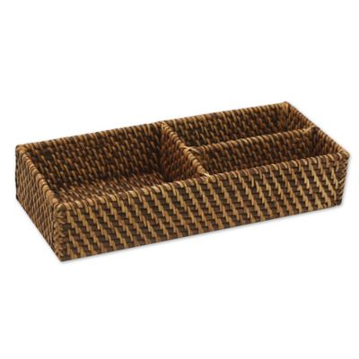 Buy Brown Tray From Bed Bath Beyond