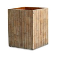 Bali Wastebasket by Kassatex