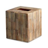 Bali Boutique Tissue Box Cover by Kassatex