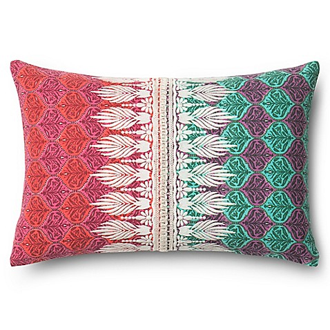 Loloi Moroccan Bazar Rectangle Throw Pillow - Bed Bath & Beyond