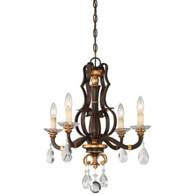 Buy Mini Chandelier With 4 Lights from Bed Bath & Beyond