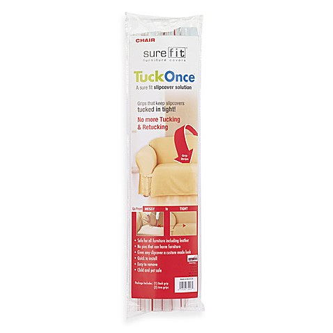 Tuck Once 174 Slipcover Chair Grips In Multi By Sure Fit