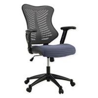 Modway LexMod Clutch Office Chair in Grey