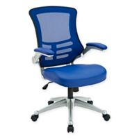 Modway Attainment Office Chair in Blue