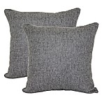 Jasper Throw Pillows in Grey (Set of 2)