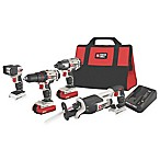 Porter-Cable® 4-Tool 20-Volt Max Cordless Combo Kit