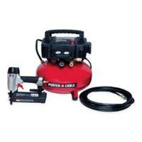 Porter-Cable® Brad Nailer Combo Kit