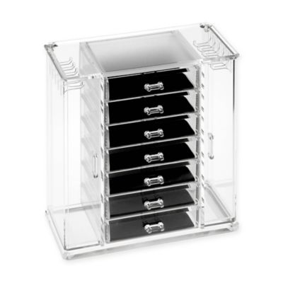 Buy Clear Jewelry Box From Bed Bath Amp Beyond