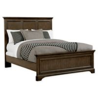 Stone & Leigh™ by Stanley Furniture Chelsea Square Full Panel Bed in Dark Brown