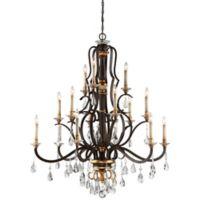 Metropolitan® Chateau Nobles 15-Light Chandelier