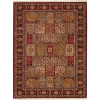 Karastan Antique Legends Bakhtiyari 10-Foot x 14-Foot Rug
