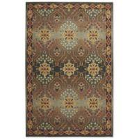 Karastan Sovereign Contessa 4-Foot 3-Inch x 6-Foot Multicolor Area Rug
