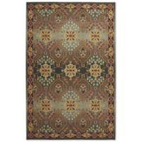 Karastan Sovereign Contessa 5-Foot 9-Inch x 9-Foot Multicolor Area Rug