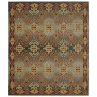 Karastan Sovereign Contessa 8-Foot 8-Inch x 10-Foot Multicolor Area Rug