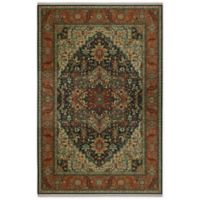 Karastan Sovereign Maharajah 5-Foot 9-Inch x 9-Foot Area Rug in Navy