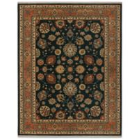 Karastan Sovereign Sultana 8-Foot 8-Inch x 12-Foot Area Rug in Navy