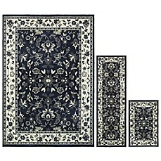 Oriental Weavers Windsor 3 Piece Area Rug Set Bed Bath