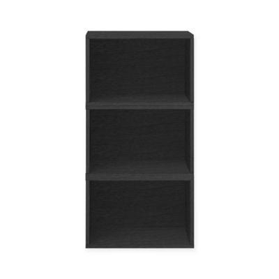 Way Basics Venice Storage Blox Eco Shelving In Black