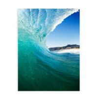 GreenBox Art® Posters That Stick Wave Rider Wall Art
