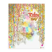 "GreenBox Art ""Today Is The Day"" 18-Inch x 24-Inch Wheatpaste Poster Wall Art"