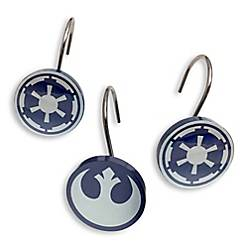 Product Image For Star WarsTM Shower Curtain Hook Set Of