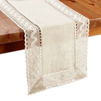 Pebble Lace 36-Inch Table Runner