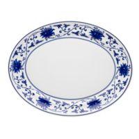 Vista Alegre Lazuli 11.8-Inch Oval Platter
