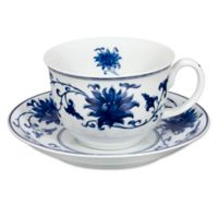Vista Alegre Lazuli Breakfast Cup and Saucer